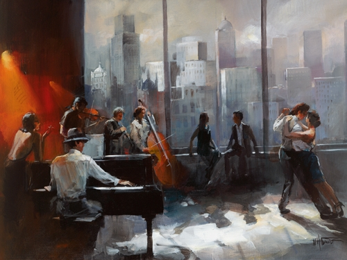 Willem Haenraets Room With A View Ii