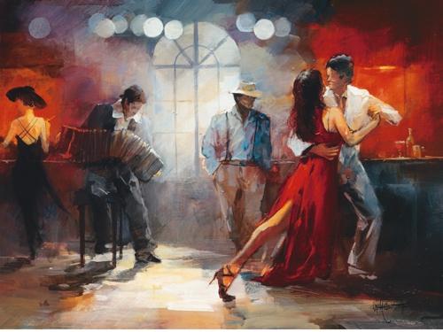 Willem Haenraets Tango